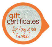 Gift Certificates for ANY service at The Highlands Day Spa